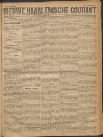 Nieuwe Haarlemsche Courant 1919-07-29
