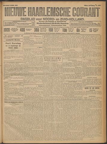 Nieuwe Haarlemsche Courant 1913-08-08