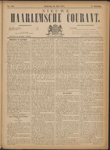 Nieuwe Haarlemsche Courant 1878-06-20