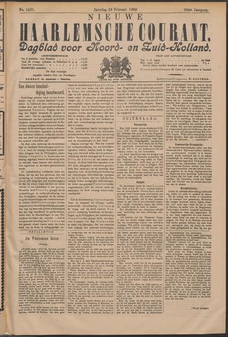 Nieuwe Haarlemsche Courant 1900-02-24