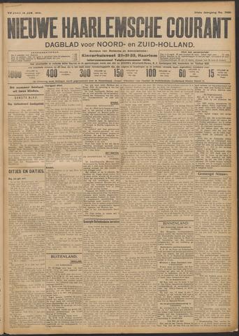 Nieuwe Haarlemsche Courant 1910-01-14