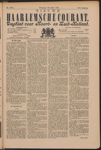 Nieuwe Haarlemsche Courant 1899-11-08