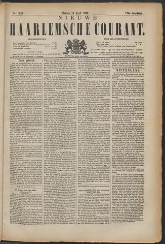 Nieuwe Haarlemsche Courant 1892-04-10