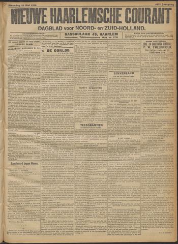 Nieuwe Haarlemsche Courant 1916-05-22