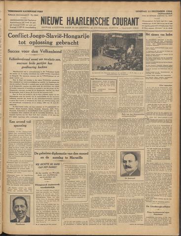Nieuwe Haarlemsche Courant 1934-12-11