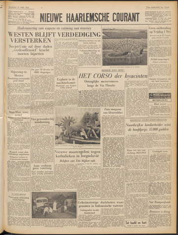 Nieuwe Haarlemsche Courant 1953-04-27