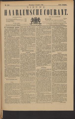 Nieuwe Haarlemsche Courant 1896-01-08