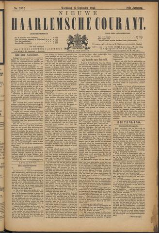 Nieuwe Haarlemsche Courant 1893-09-13