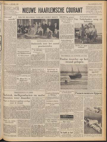 Nieuwe Haarlemsche Courant 1952-09-03