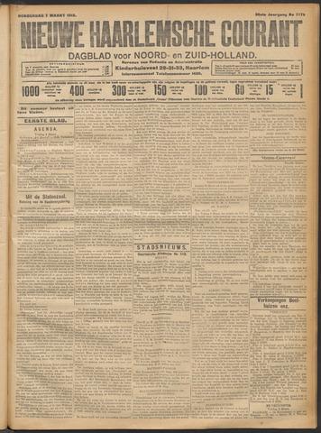 Nieuwe Haarlemsche Courant 1912-03-07