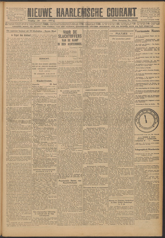 Nieuwe Haarlemsche Courant 1927-06-24