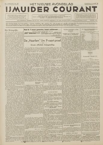 IJmuider Courant 1938-03-10