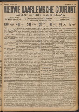 Nieuwe Haarlemsche Courant 1908-10-11