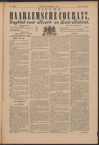 Nieuwe Haarlemsche Courant 1899-09-30