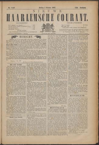 Nieuwe Haarlemsche Courant 1887-10-02