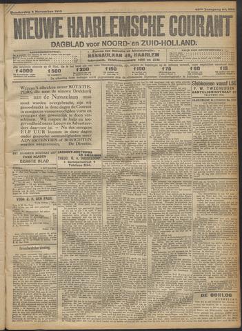 Nieuwe Haarlemsche Courant 1915-11-04