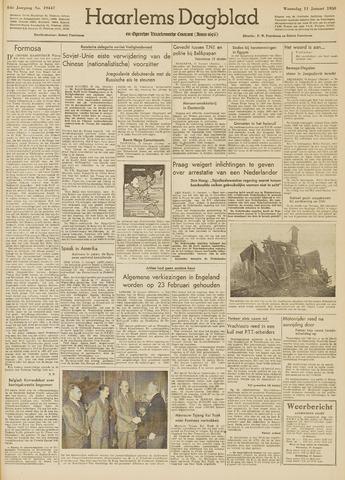 Haarlem's Dagblad 1950-01-11