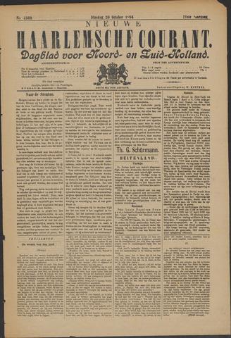 Nieuwe Haarlemsche Courant 1896-10-20
