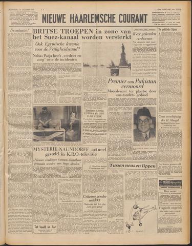 Nieuwe Haarlemsche Courant 1951-10-17