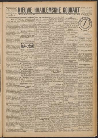 Nieuwe Haarlemsche Courant 1924-09-15