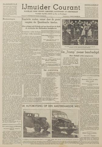 IJmuider Courant 1939-01-16