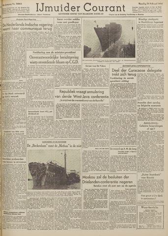 IJmuider Courant 1948-02-16