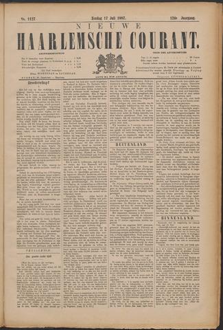Nieuwe Haarlemsche Courant 1887-07-17