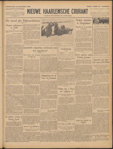 Nieuwe Haarlemsche Courant 1941-01-17