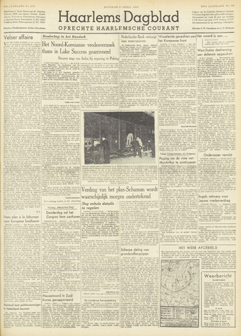 Haarlem's Dagblad 1951-04-17