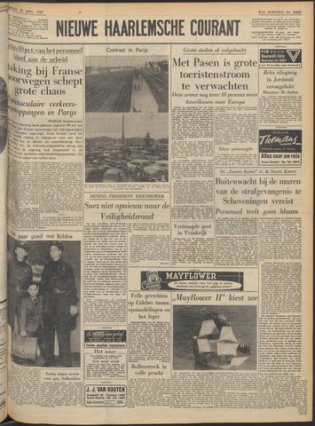 Nieuwe Haarlemsche Courant 1957-04-18