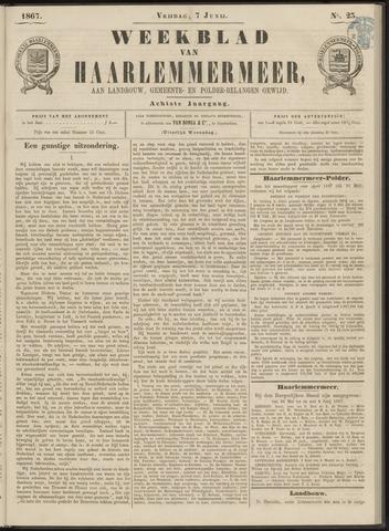 Weekblad van Haarlemmermeer 1867-06-07