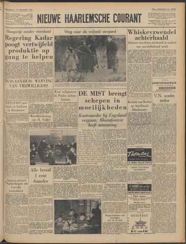 Nieuwe Haarlemsche Courant 1956-12-20