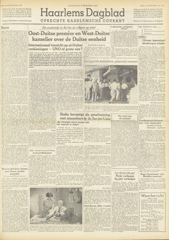 Haarlem's Dagblad 1951-10-06