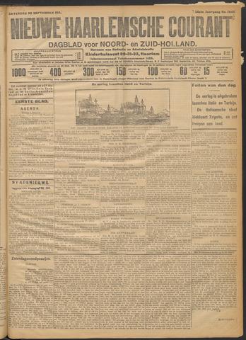 Nieuwe Haarlemsche Courant 1911-09-30