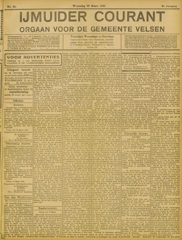 IJmuider Courant 1921-03-23