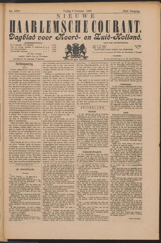 Nieuwe Haarlemsche Courant 1899-12-08