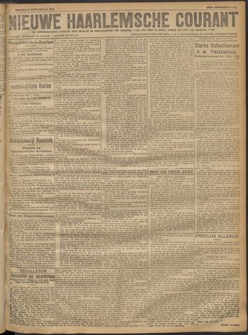 Nieuwe Haarlemsche Courant 1918-09-11