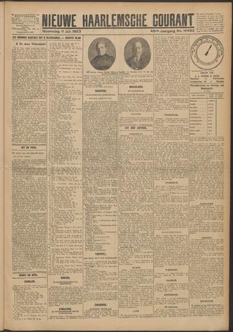 Nieuwe Haarlemsche Courant 1923-07-11