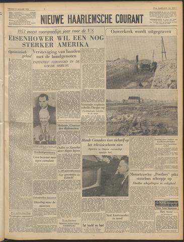 Nieuwe Haarlemsche Courant 1954-01-08