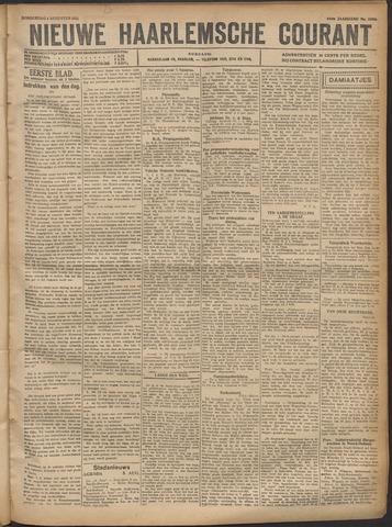 Nieuwe Haarlemsche Courant 1921-08-04