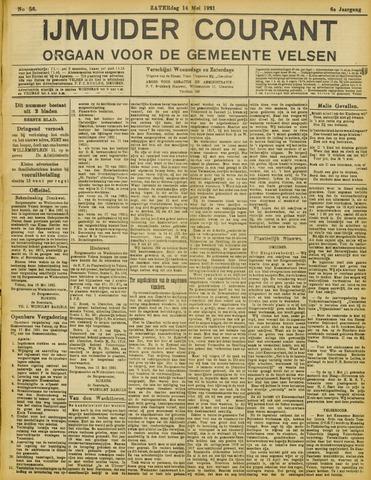 IJmuider Courant 1921-05-14