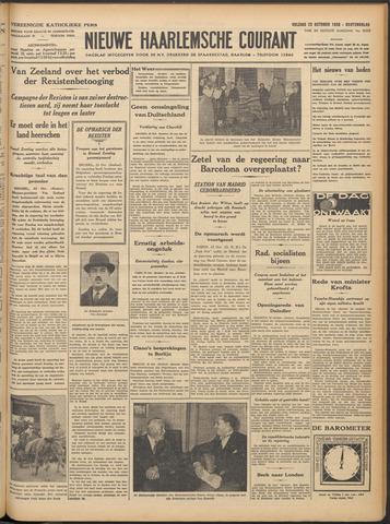 Nieuwe Haarlemsche Courant 1936-10-23