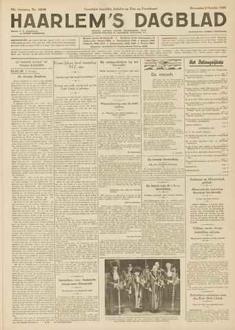 Haarlem's Dagblad 1935-10-02