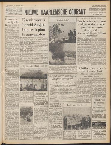Nieuwe Haarlemsche Courant 1955-10-13