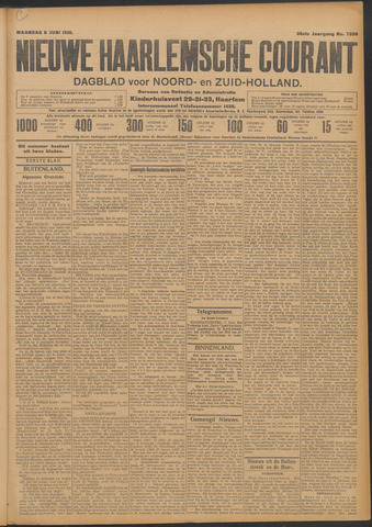 Nieuwe Haarlemsche Courant 1910-06-06