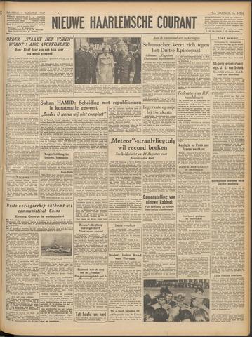 Nieuwe Haarlemsche Courant 1949-08-01