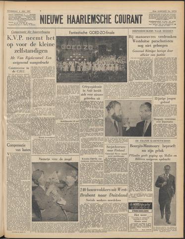 Nieuwe Haarlemsche Courant 1957-06-06