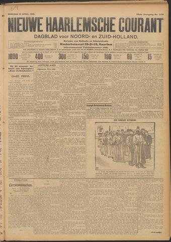Nieuwe Haarlemsche Courant 1910-04-19