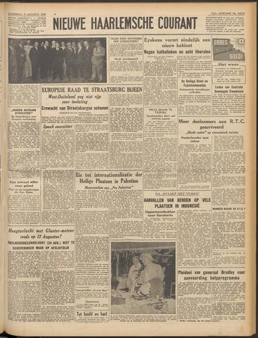 Nieuwe Haarlemsche Courant 1949-08-11