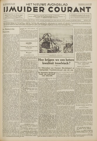 IJmuider Courant 1938-03-03